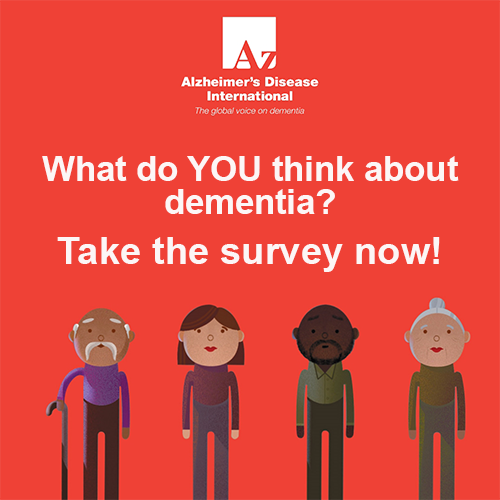 Alzheimer's Disease International - Global Survey (teaser) - square