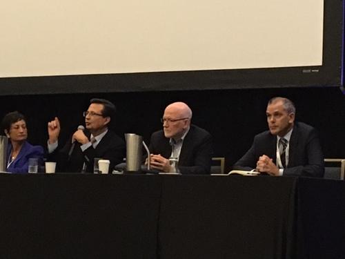 CUGH High-level Panel on Health Financing, April 10, 2016