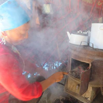 Cooking smoke FRESHAIR square
