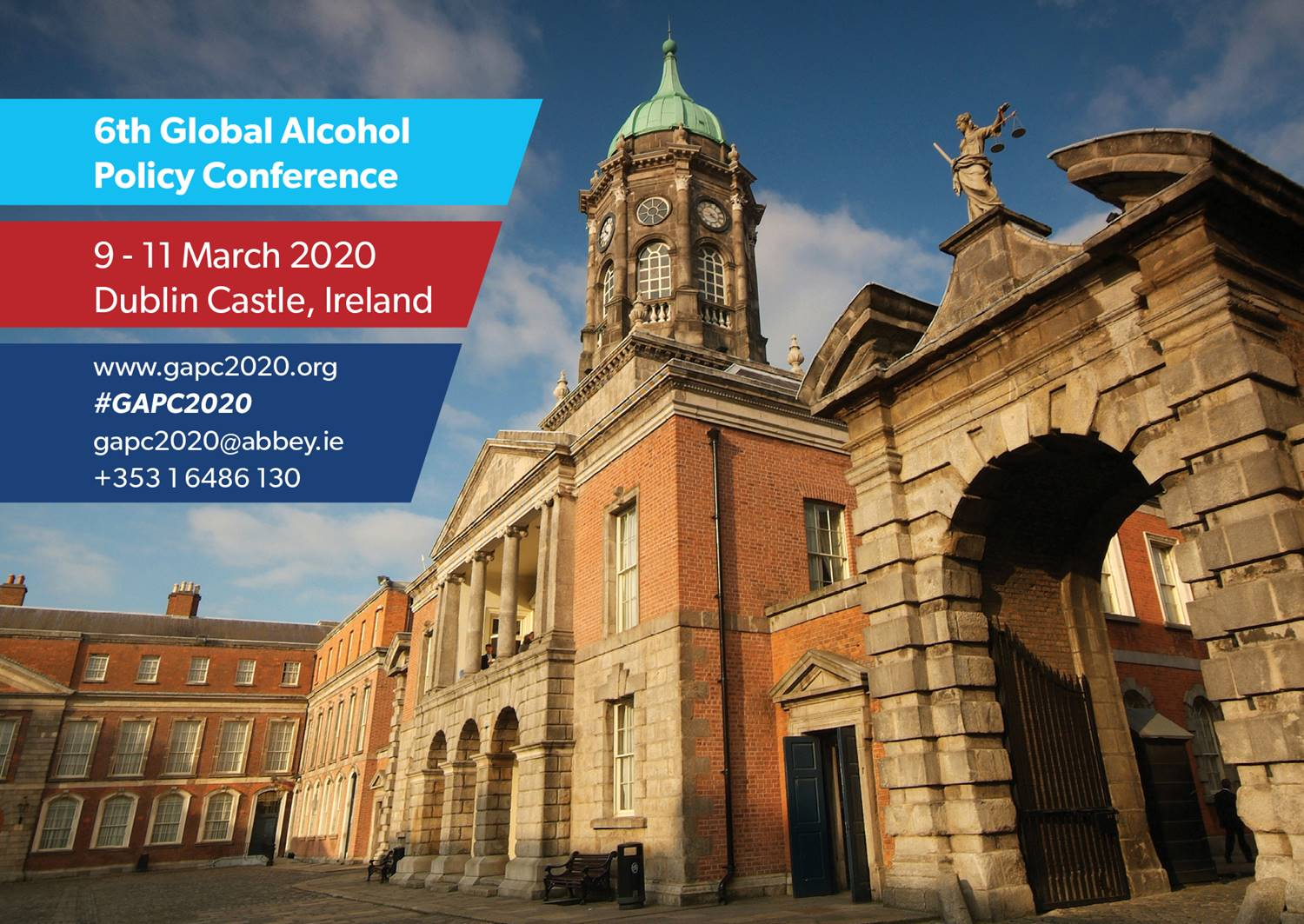 2020 Global Alcohol Policy Conference