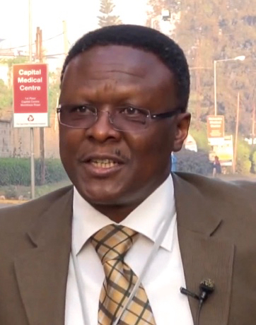 Gerald Yonga