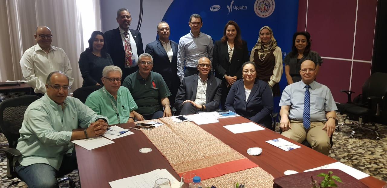 Egyptian NCD Alliance, ENACT forum 2019