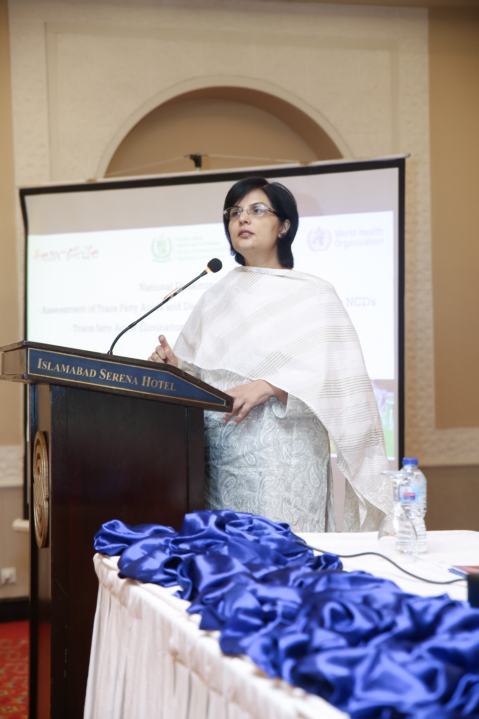 Heartfile co-hosted a dissemination event with WHO's Pakistan office and the Nutrition Wing of the Ministry of National Health Services Regulation and Coordination (MoNHSRC) in Islamabad on 11 July