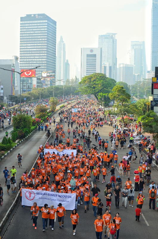 Indonesian Cancer Foundation marks WCD 2017