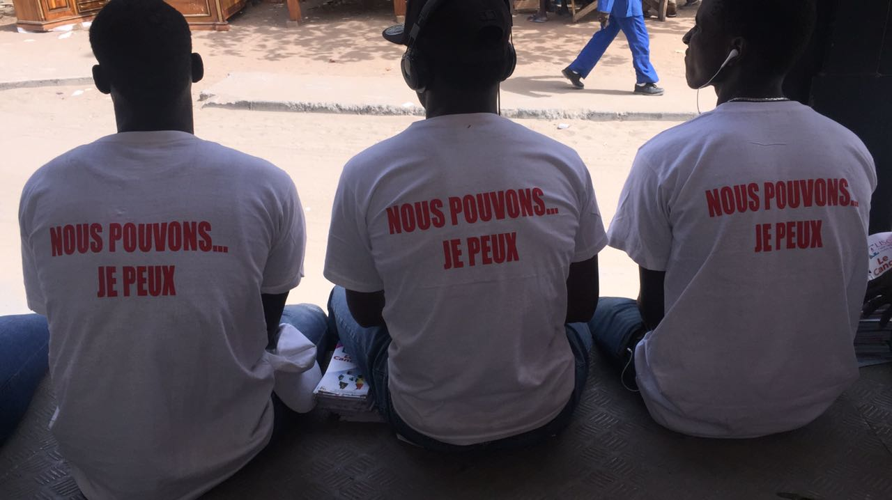 Ligue sénégalaise contre le cancer marks WCD 2017