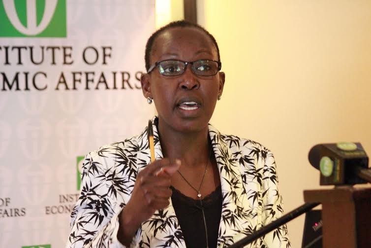 Emma Wanyonyi, CEO International Institute for Legislative Affairs