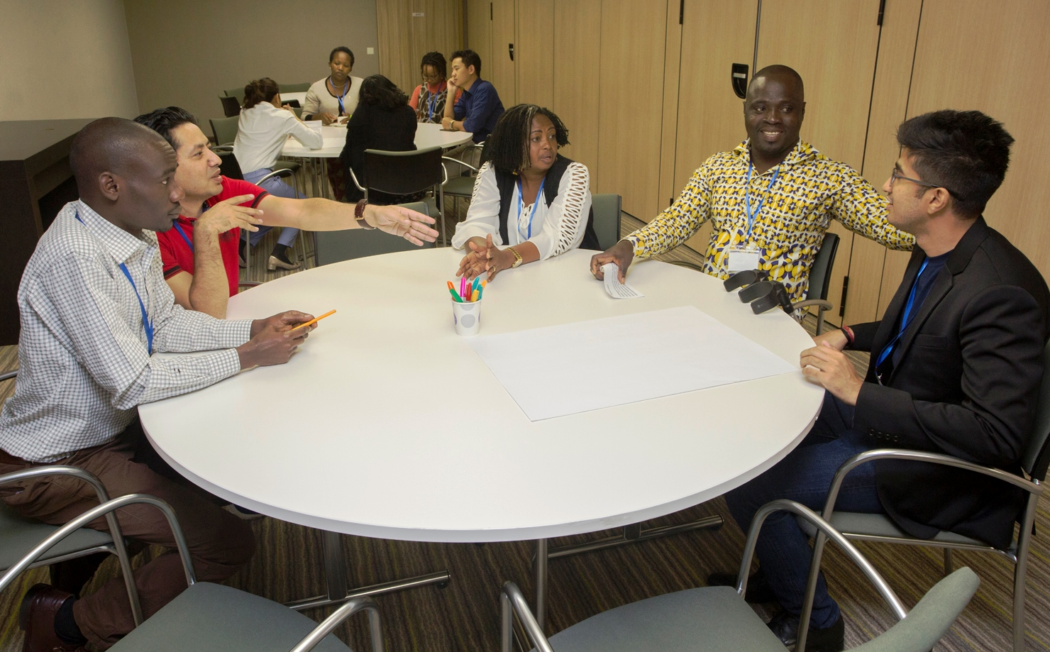 NCD Alliance Our Views Our Voice Advocacy Training, 2018, Geneva, WHA71
