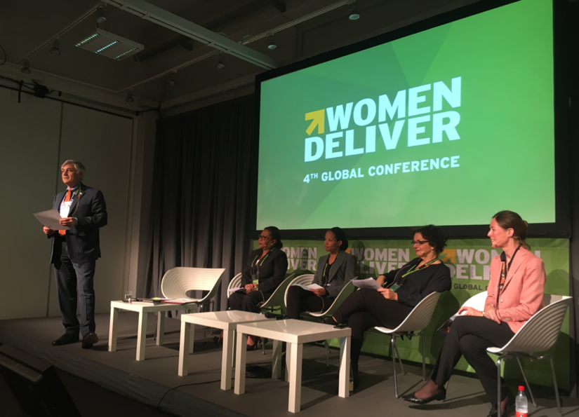 Jonathan Quick kicks off an informative session_WD2016 Blog Picture 1