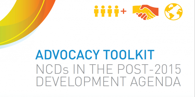 NCD Alliance Post 2015 Advocacy Toolkit