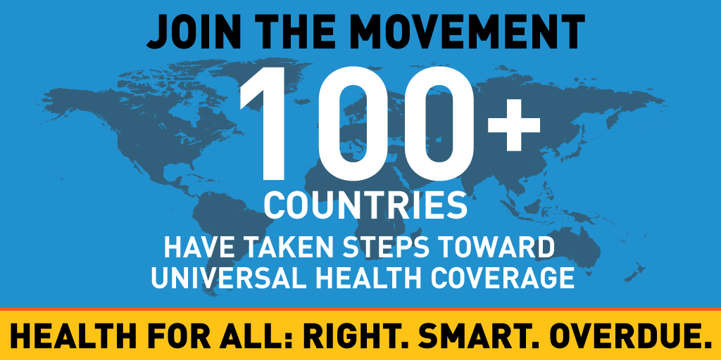 2015 Universal Health Coverage Day