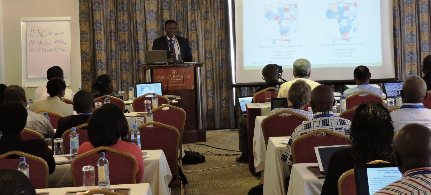 East African NCDA initiates continent-wide NCD research group