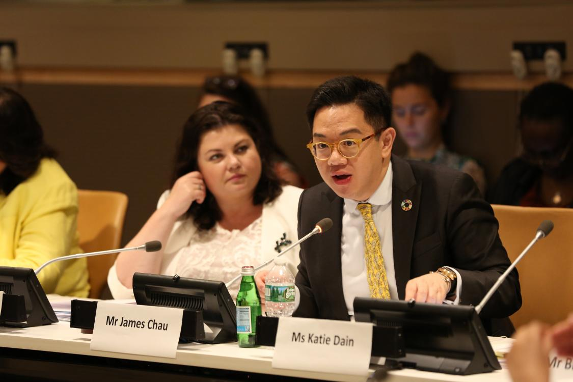 UN interactive hearing: Civil Society calls for more action on NCDs