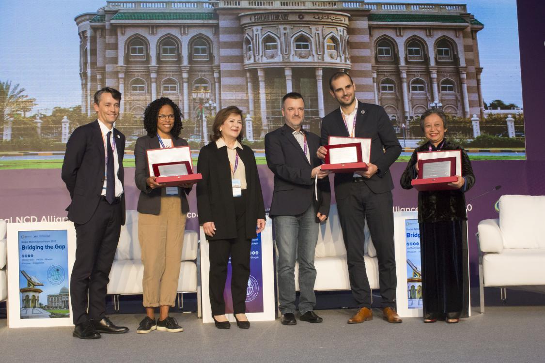 Foro Mundial de la Alianza de ENT: Las alianzas de ENT fueron aclamadas en los Premios Sharjah  2020
