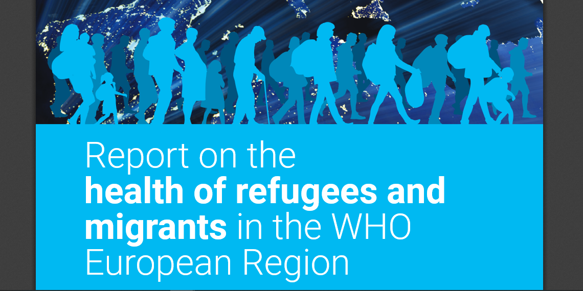 Migrants to Europe who live in poor conditions susceptible to developing NCDs