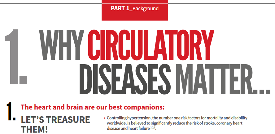 Global Coalition for Circulatory Health launches initiative