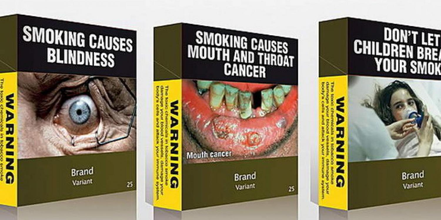 WTO backs Australia's plain packaging