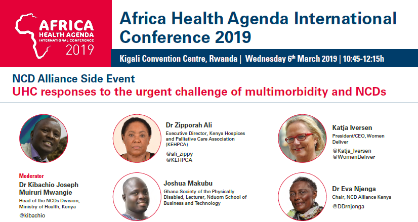 How can UHC respond to NCDs and multimorbidities?