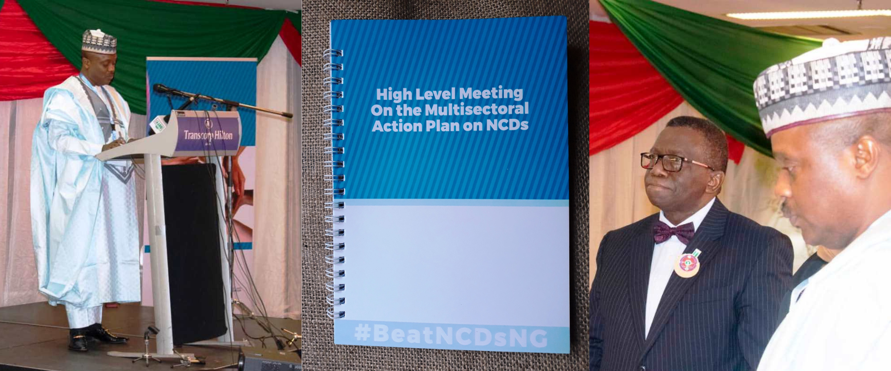 Nigeria takes multisectoral action against NCDs