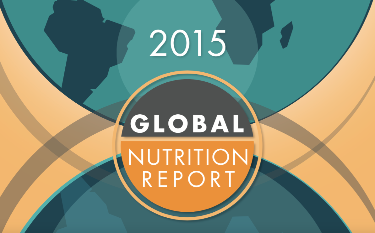 #NutritionReport: The coexistence of extreme deprivation and obesity is the real malnutrition
