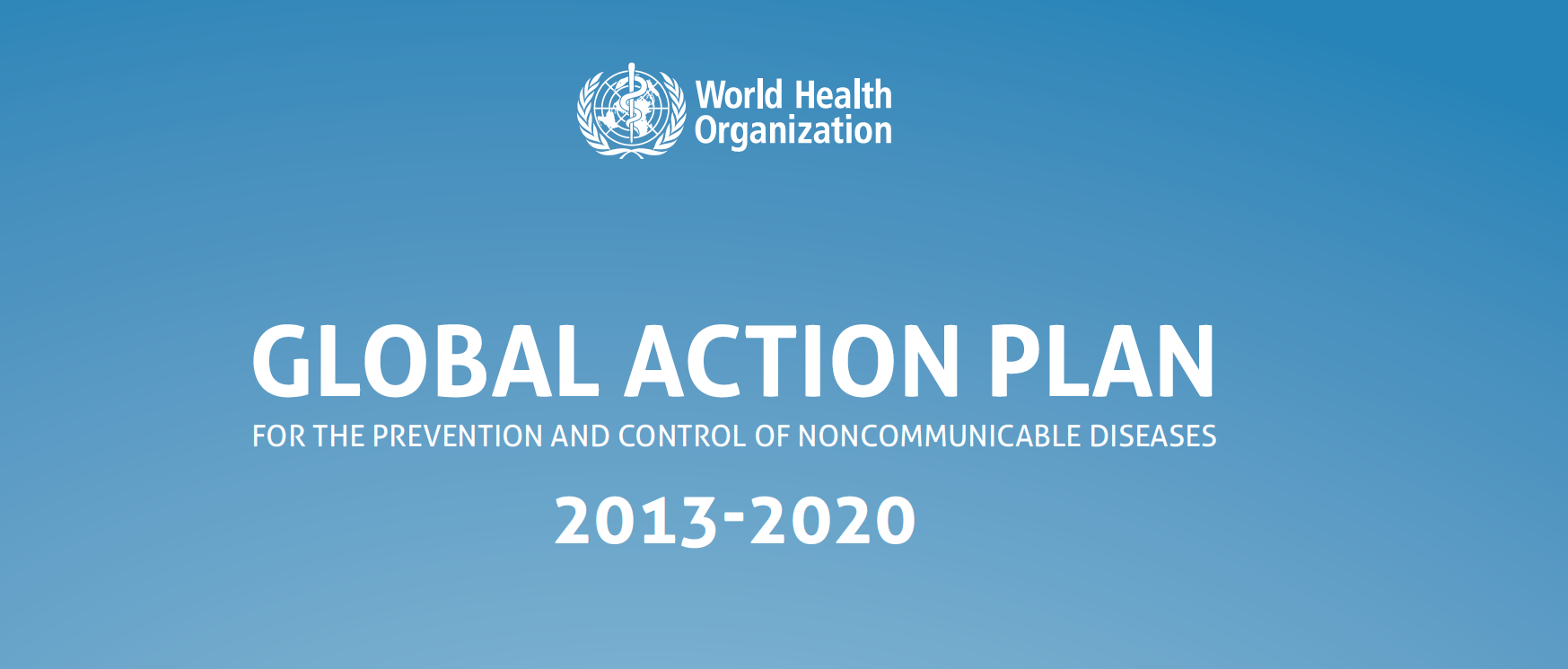 Final Draft of the Global NCD Action Plan 2013-2020