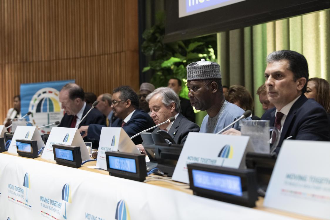 Asamblea ONU 74: Llamado urgente para cerrar la brecha entre las promesas y los avances en las ENT