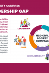 NCD Civil Society Compass - The leadership gap