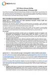 NCD Alliance Advocacy Briefing for World Health Organization 146th Executive Board 2020 (EB146)