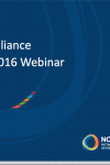 NCD Alliance Webinar, 15 June 2016