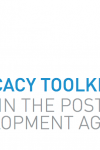 Advocacy Toolkit on NCDs in Post-2015 Development Agenda