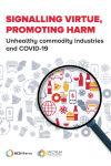 Signalling Virtue, Promoting Harm -  Unhealthy commodity industries and COVID-19