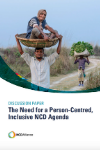 The Need for a Person-Centred, Inclusive NCD Agenda