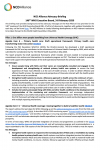 74th World Health Assembly - 2021 NCDA Advocacy Briefing