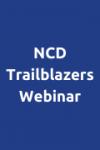 NCD Alliance Trailblazers Webinar:  Bridging the gap in financing for NCDs