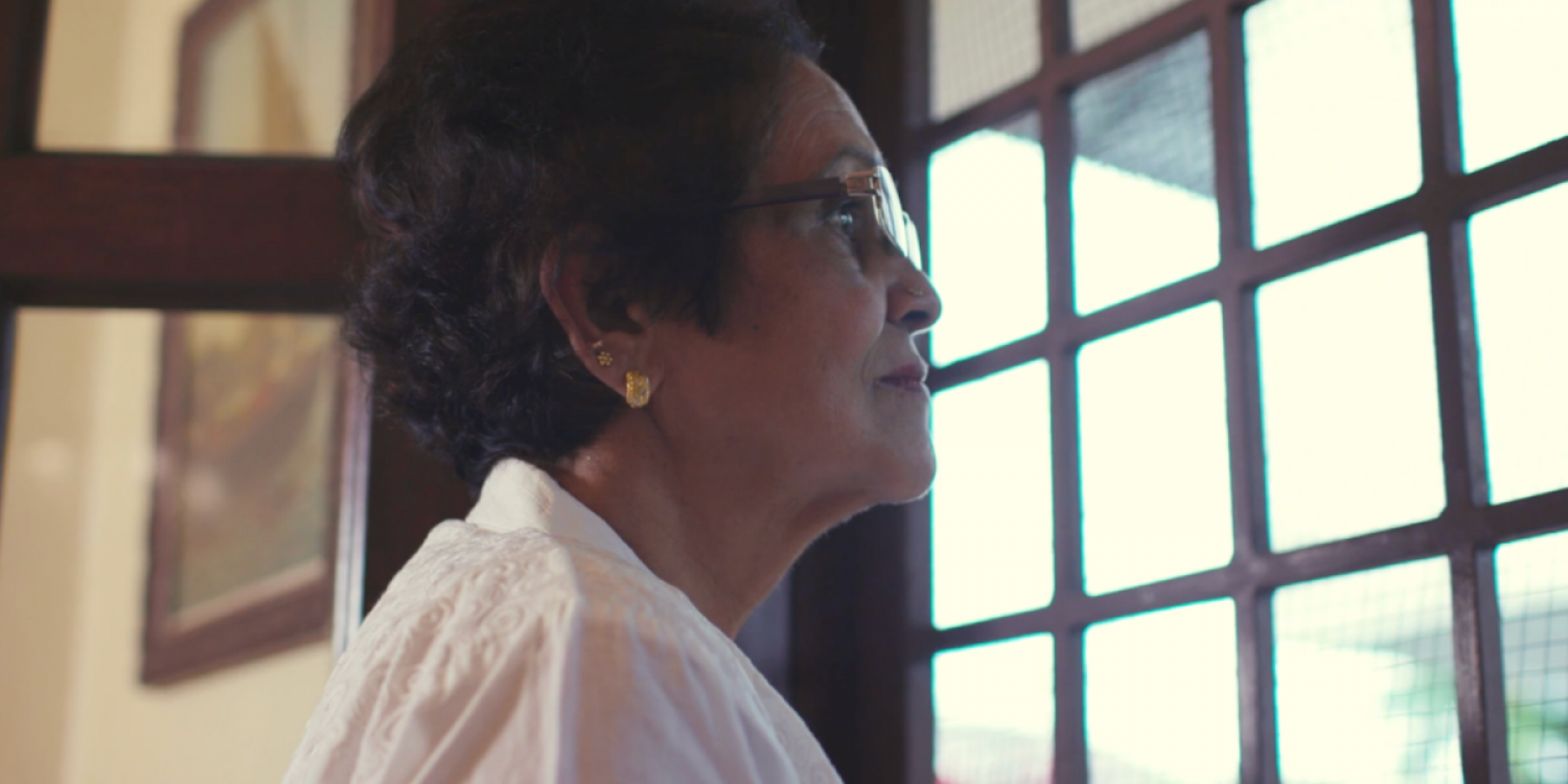Vijayalakshimy Silvathorai, lived experience advocate. Image taken from the documentary 'NCD care in a global crisis' produced by BBC StoryWorks for NCD Alliance