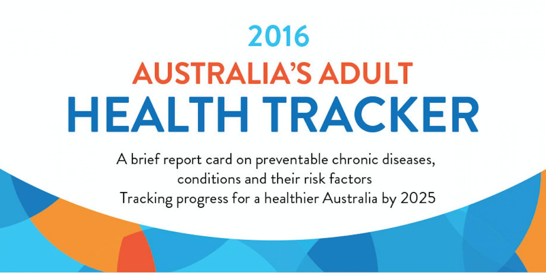 Aus Health Tracker 2016 Header