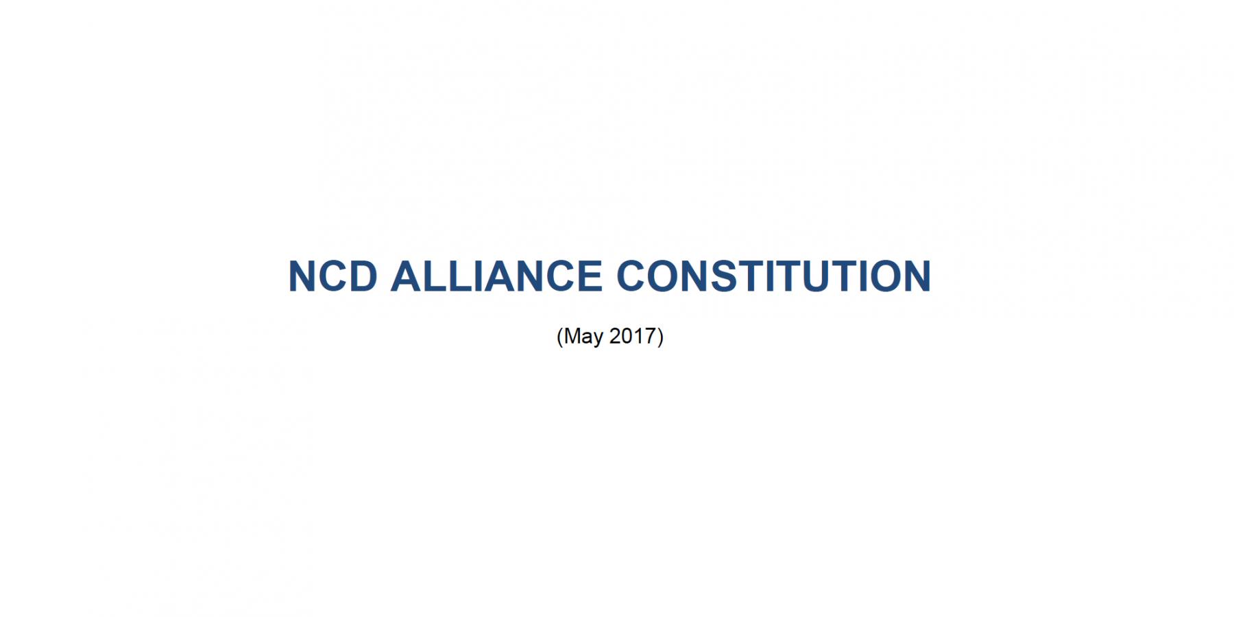 Statuts de l Alliance sur les MNT   NCD Alliance 0244db80b853