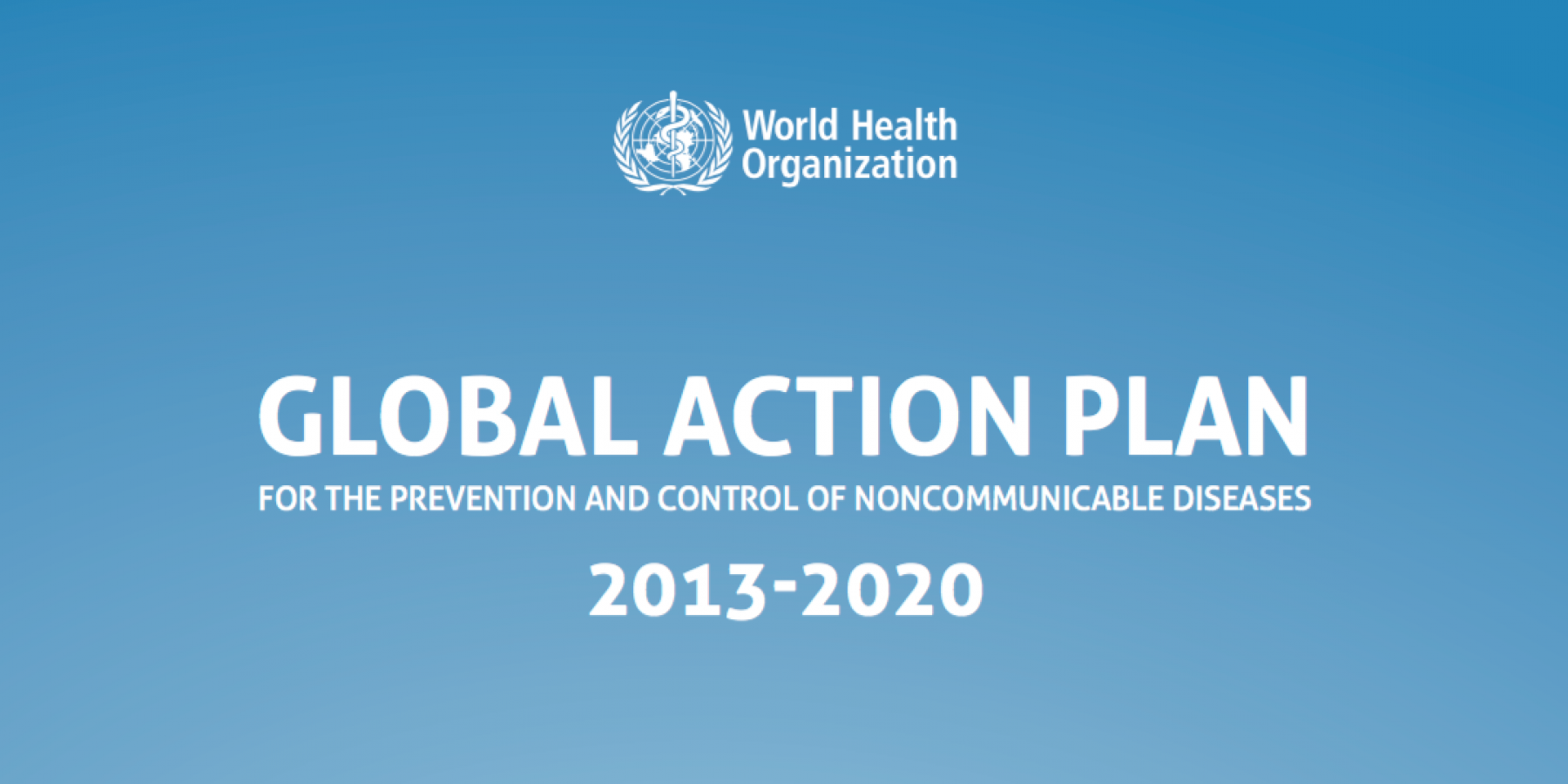 Global Action Plan header