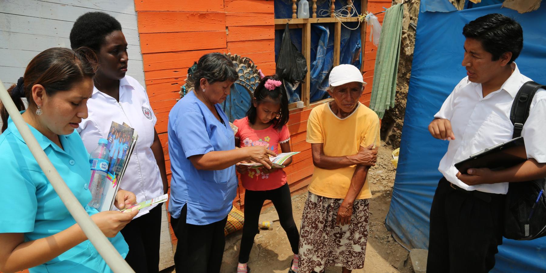 Peru: Respiratory conditions