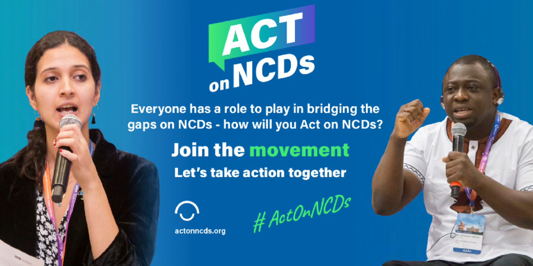 2020 Global Week for Action on NCDs