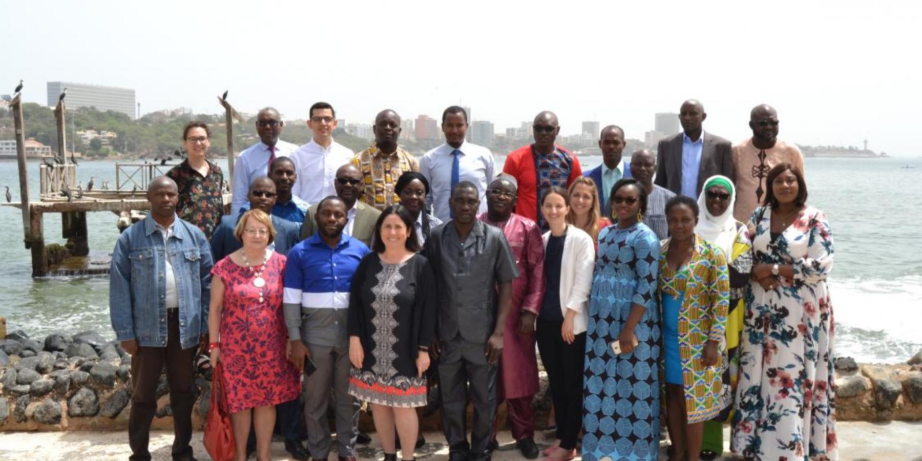 Workshop in Francophone Africa, June 2019