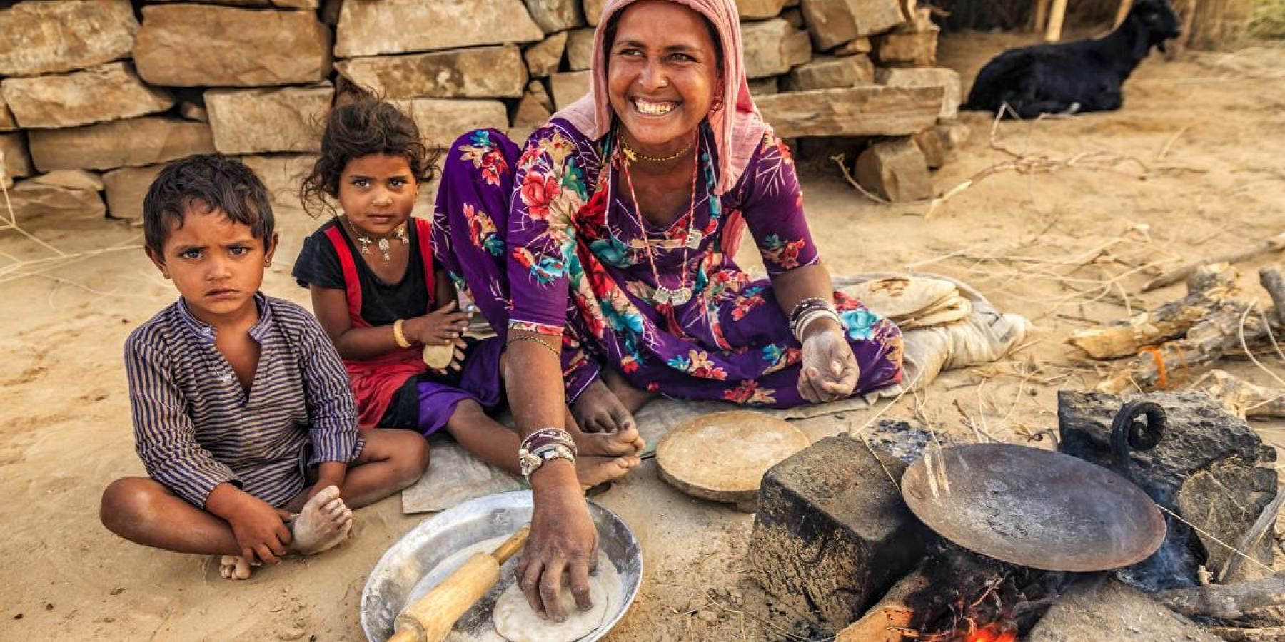 Manifesto on the Double Burden of Malnutrition, cover photo | © The Lancet