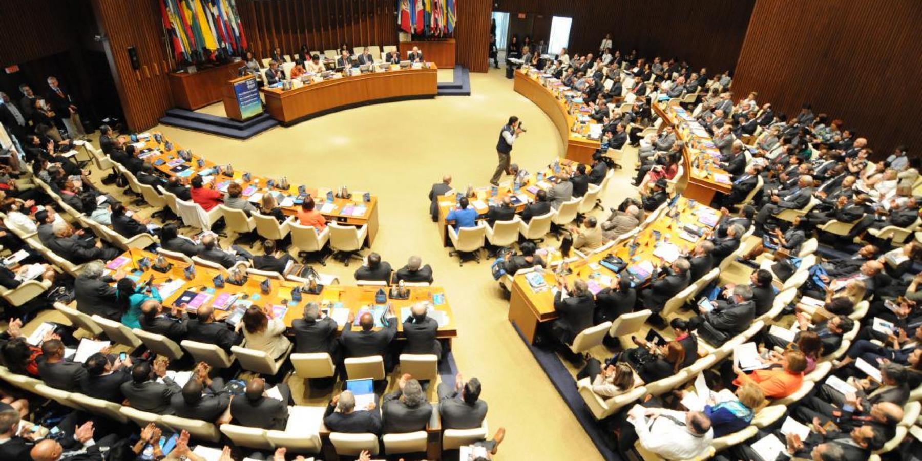 GCM Dialogues, Nov 2015