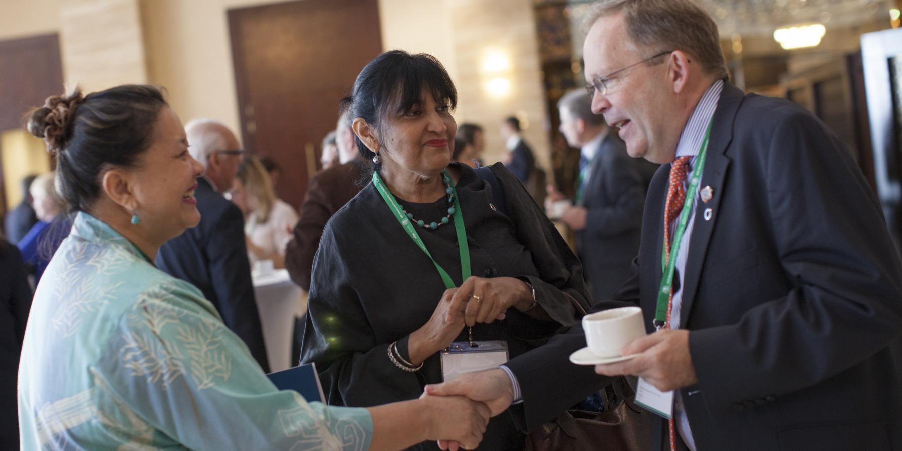 Global NCD Alliance Forum 2015, Sharjah (UAE)