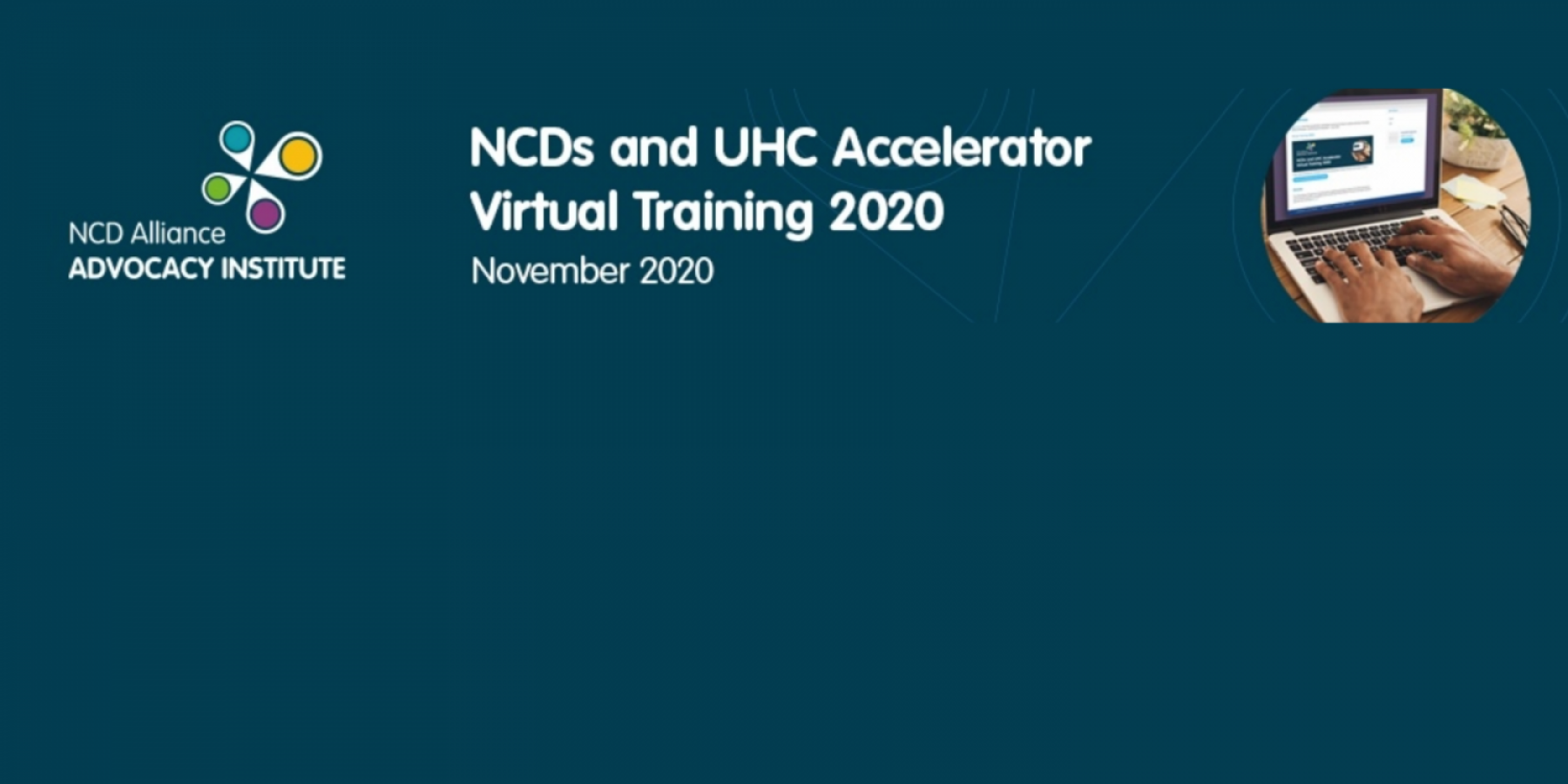 NCDs and UHC Accelerator Virtual Training
