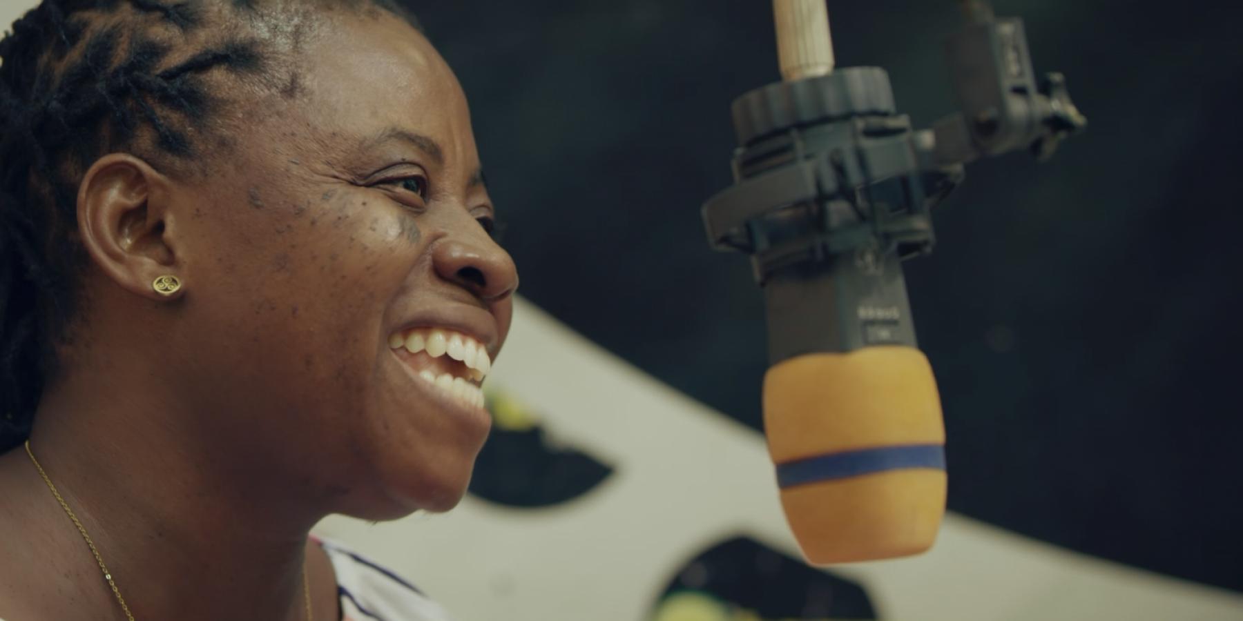 Martha Coffie, Vice President, Mental Health Society of Ghana.