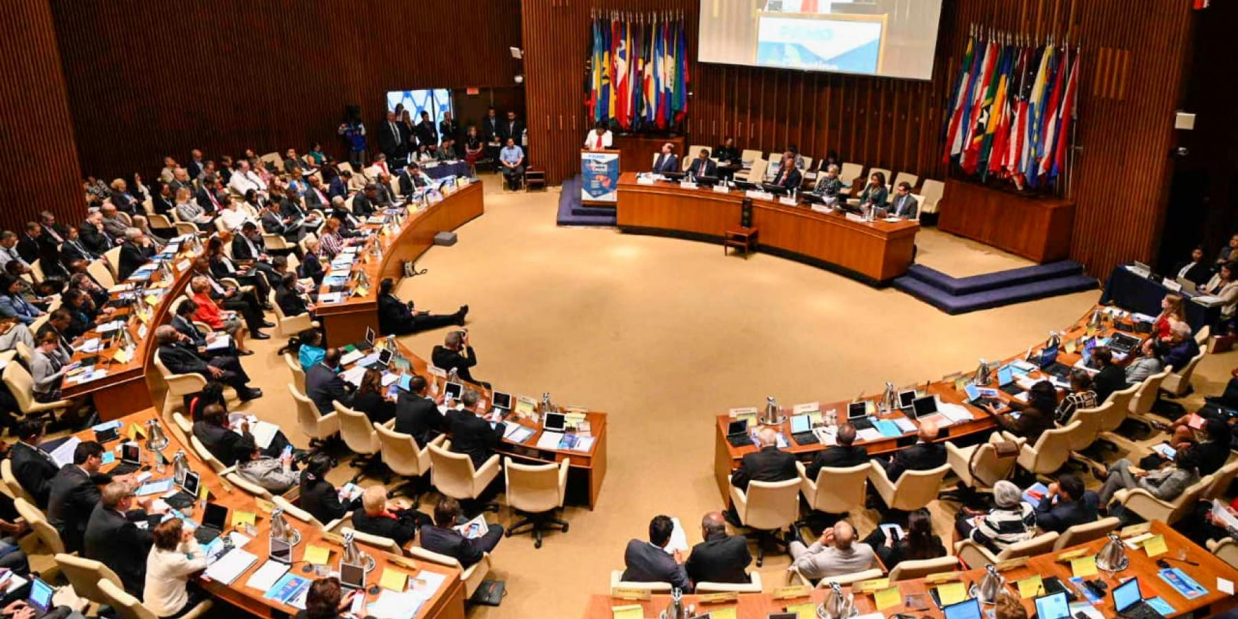 The 57th Directing Council, September 30 to October 4, 2019 © Pan American Health Organization