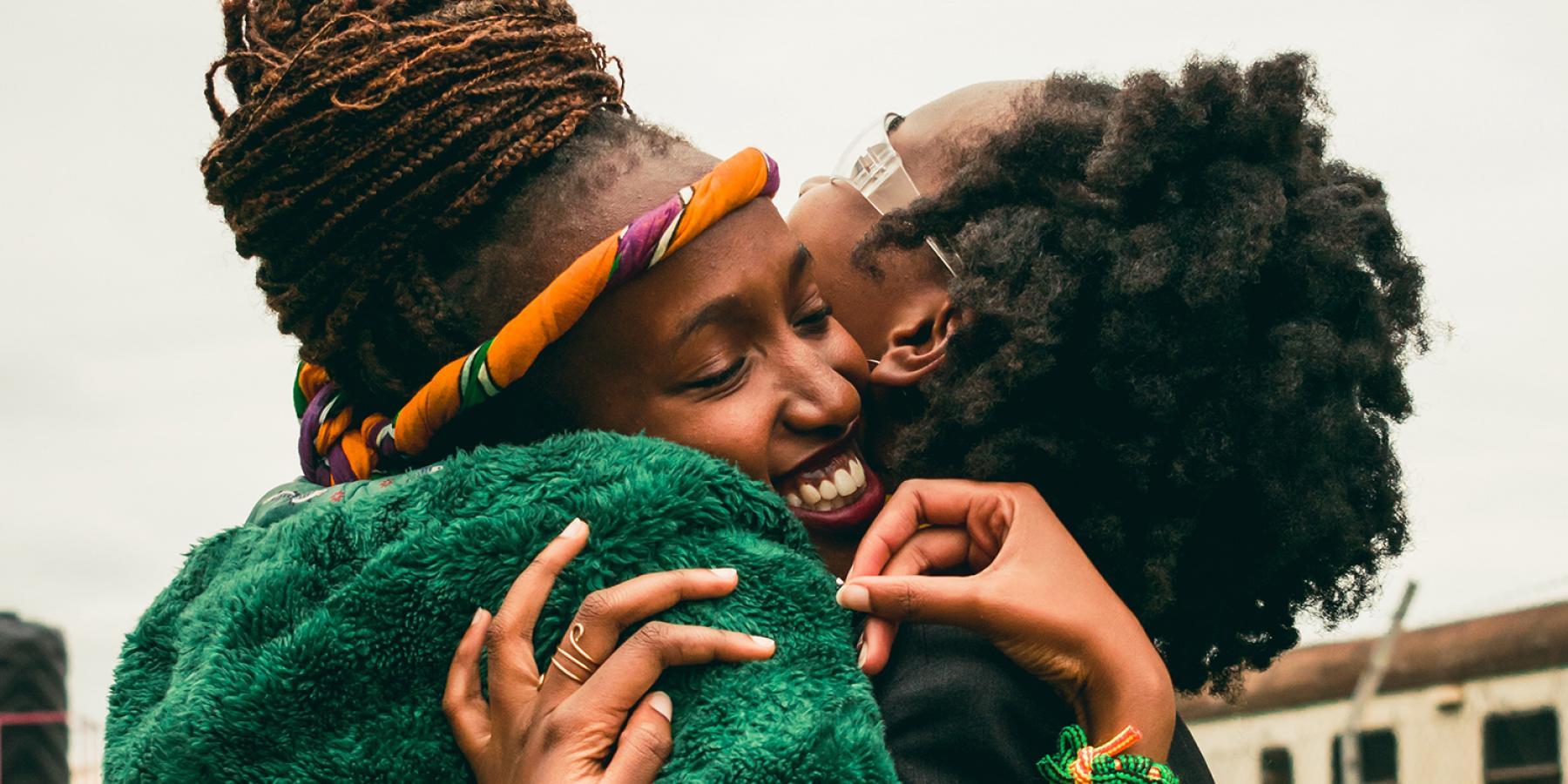 World Cancer Day 'I Am And I Will' campaign © Shalom Mwenesi for Unsplash