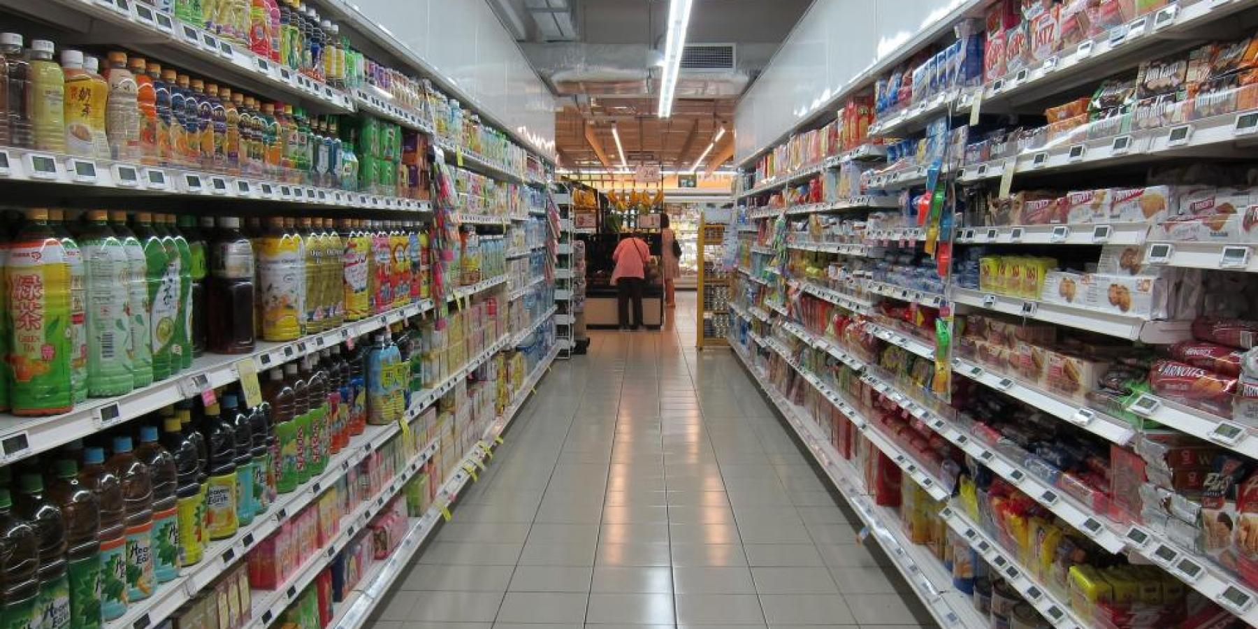 Grocery store / supermarket © ccipeggy from Pixabay