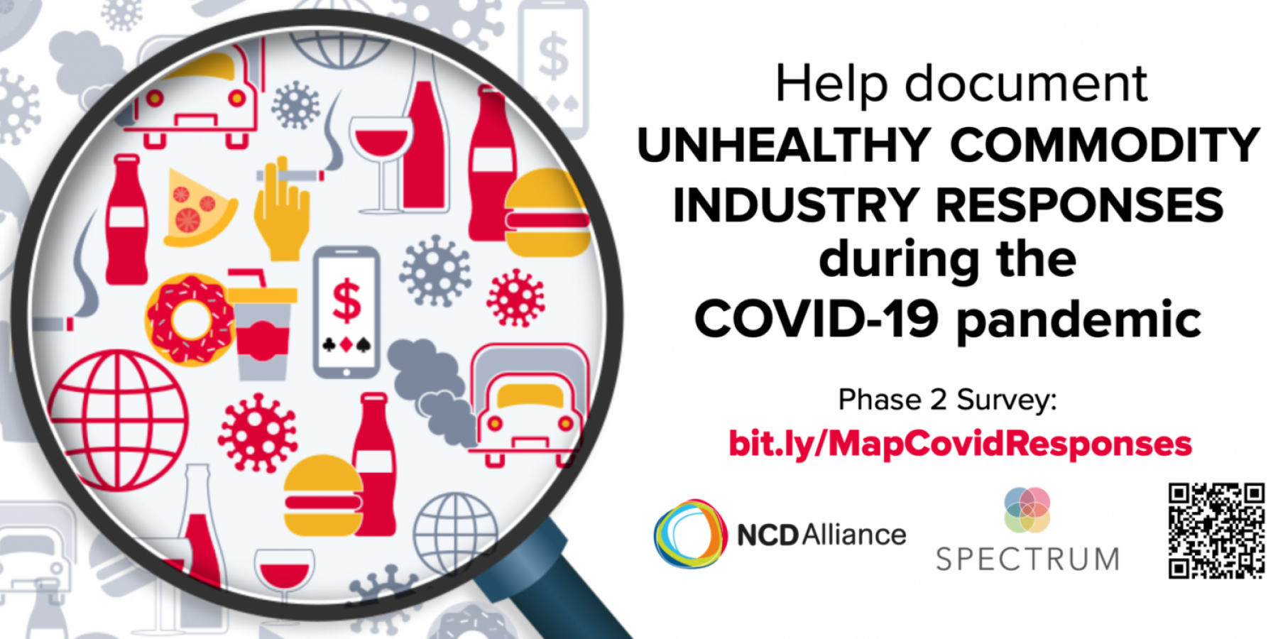 Unhealthy commodity industry responses during COVID