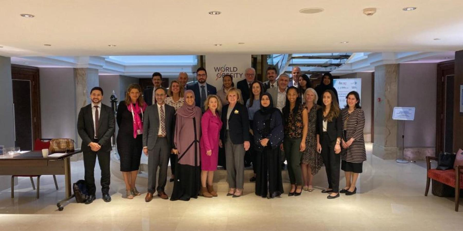 ©World Obesity Federation / World Obesity holds three events in Oman in December 2019